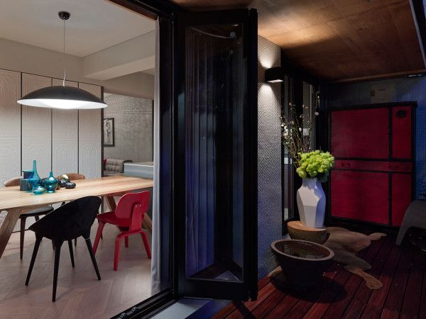 TAIPEI APARTMENT BECOMES A DESIGN STUDIO & RESIDENCE — That's it Magazine | Bloggers around the world. THATS IT is Inspired by fashion, art, culture, and life style