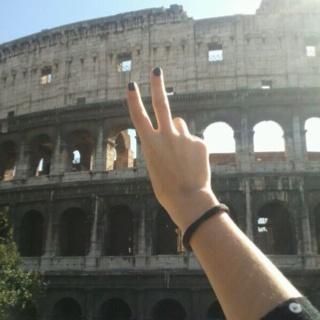 Rome. A long Time ago.