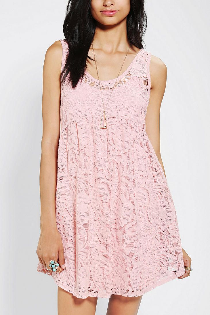 Pink Baby Doll Dresses