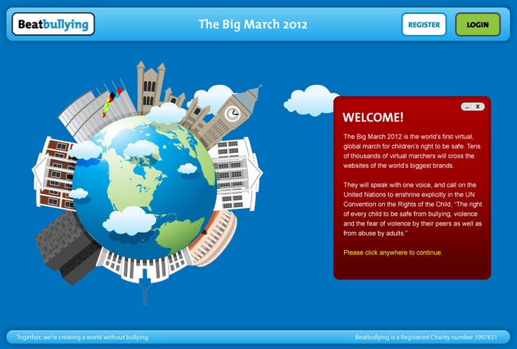 The Big March 2012 from Beatbullying