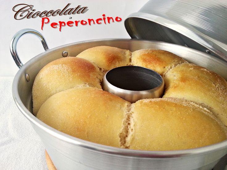Pane senza forno