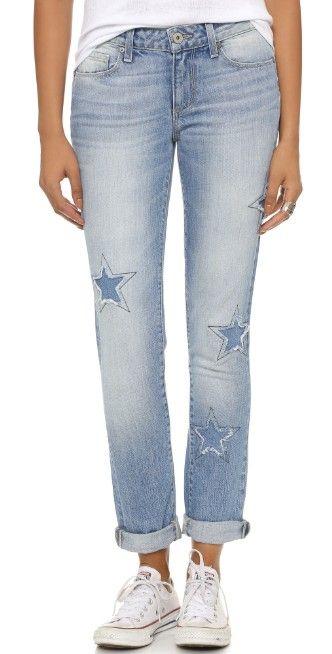 Paige Denim Jimmy Jimmy Skinny Jeans | SHOPBOP