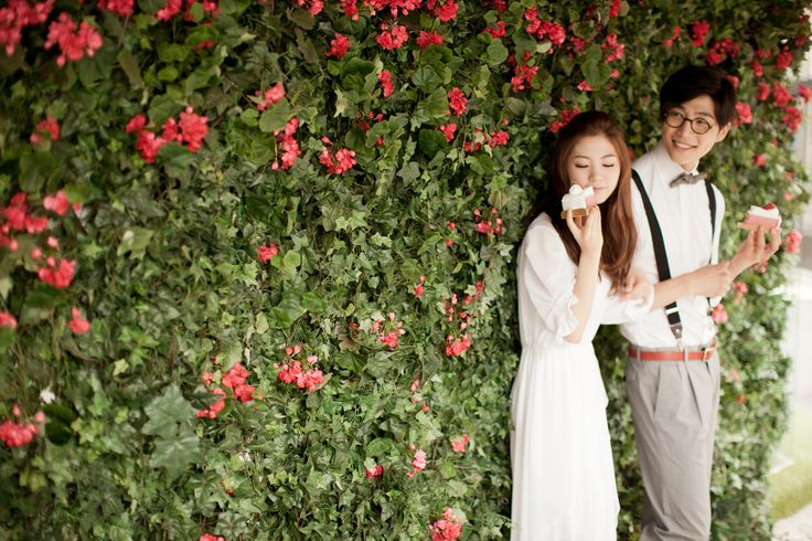 Korea Pre-Wedding - Casual Dating Snaps, Seoul by May Studio on OneThreeOneFour 1