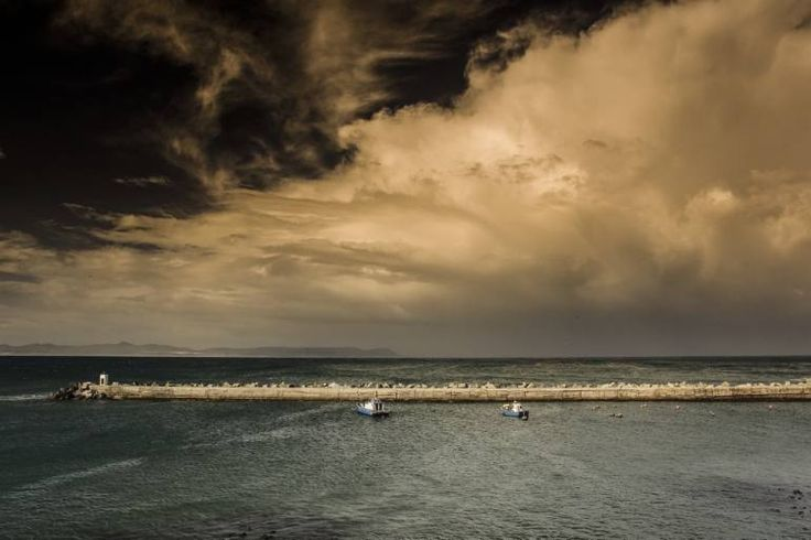 "Saatchi Art Artist johann kruger; Photography, ""The Quiet Before The Storm"" #art"