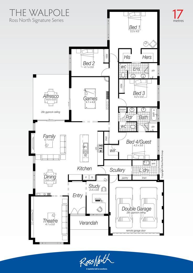 The Walpole | Ross North Homes