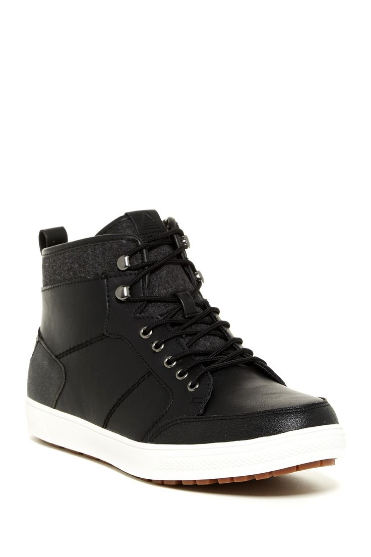 $38  Aldo - Heliot Faux Fur Lined Hi Top Sneaker at Nordstrom Rack. Free Shipping on orders over $100.