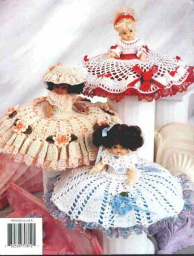 1000 Images About Crocheted Bed Dolls On Pinterest Doll