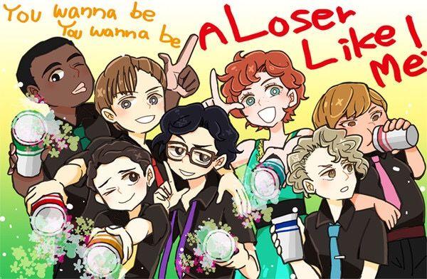 Ahah Glee +It