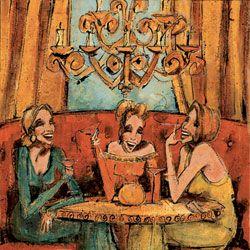 17 mejores im genes sobre bellos dibujos en pinterest el for Jardin secreto wine
