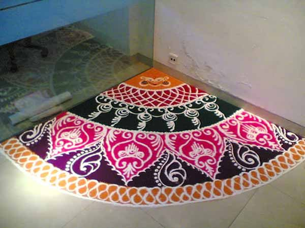 Best Sanskar Bharti Rangoli Designs – Our Top 10