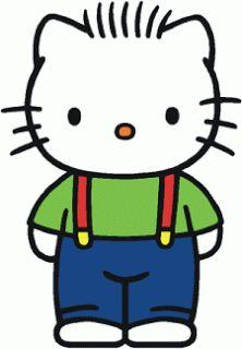 Dear Daniel Sanrio - Hello Kitty's boyfriend.
