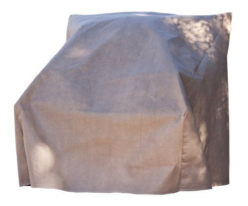 """Duck Covers 40W x 40D x 36H Chair Cover by Duck Covers. $57.48. • 100% Waterproof: """"Like water off a duck's back"""" • Breathable. UV treated material • Durable: Easy to use: lightweight material that??s easy to fold and store • Durable: Double stitched seams and rugged tie-downs ensure long-lasting protection. Have you ever gone to remove your outdoor patio accessory covers, only to find huge puddles of water on top?  With Duck Covers' patio furniture chair covers, you..."""