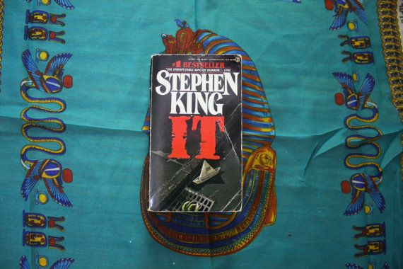 It By Stephen King 1987 First Edition Paperback. by ElevatedWeirdo