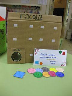 Recursos educatius per a l'Educació Infantil i Primària: Quatre petites cantonades de no res