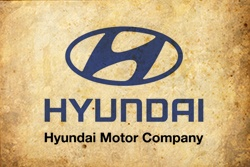 Hyundai retro