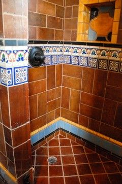 12 Best Southwest Bathroom Images On Pinterest Bathroom
