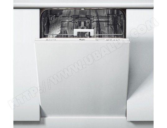 Lave vaisselle tout integrable 60 cm WHIRLPOOL ADG6353A+PCFD