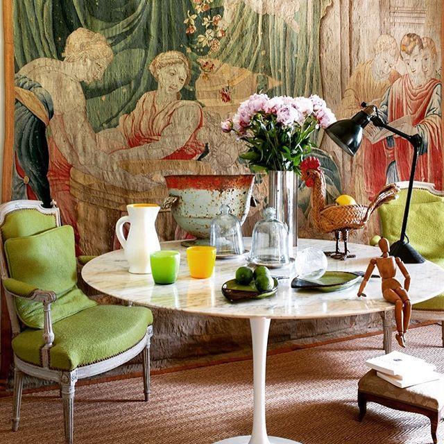 L Isle Sur La Sorgue Antiques Dealer Mark Larking Coste French Interior Antique Dealer Interior