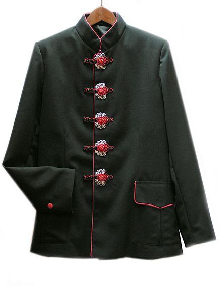 Cubryna -parzenice- soutache folk application by Sutasz-Anka http://www.soutage.com/2015/08/cubryna-aplikacje.html  #parzenice #ślub #wedding #pannamłoda #czerwony #ludowe #folk #koral #coral #onyks #onyx #polish #jacket #parzenica
