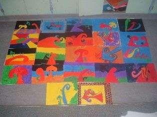 Art Unit – Kowhaiwhai Patterns : Student Teaching Resources & Ideas