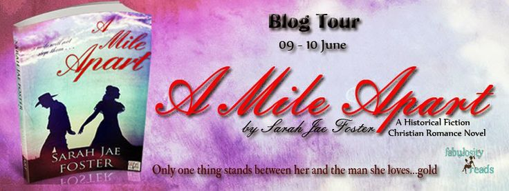 The God Effect: Tour Stop Schedule: A Mile Apart by Sarah Jae Fost...