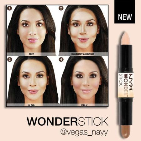 NYX Wonder Stick! Is it really that good? http://thepageantplanet.com/category/hair-and-makeup/ulta