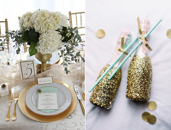 Summer Wedding Colors 2014 | ... color will be a big emerging trend for summer 2014 weddings, even down
