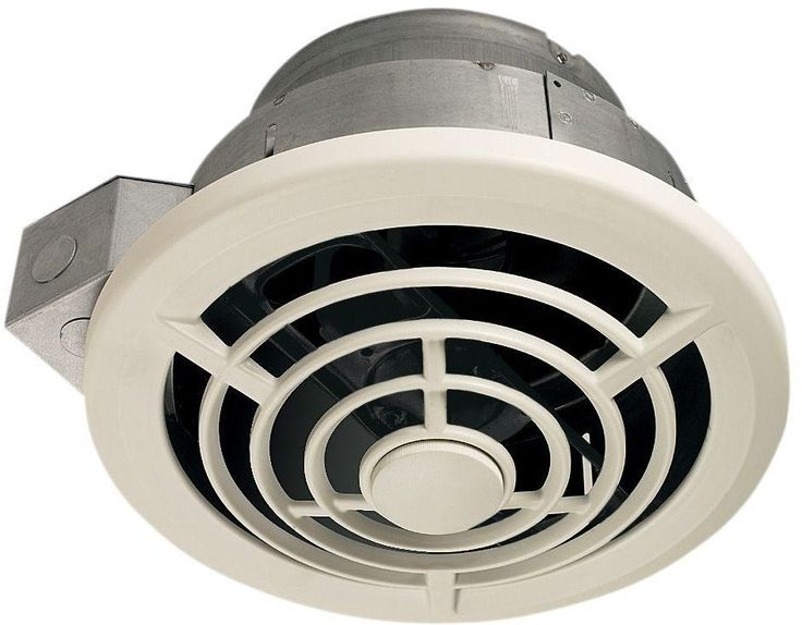 NuTone 210 CFM 7 In. Ceiling Utility Exhaust Bath Kitchen Ventilation Fan #NuTone