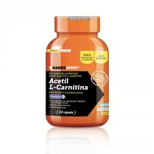NAMED SpA ACETIL L-CARNITINA 60 CAPSULE a soli 19,15€