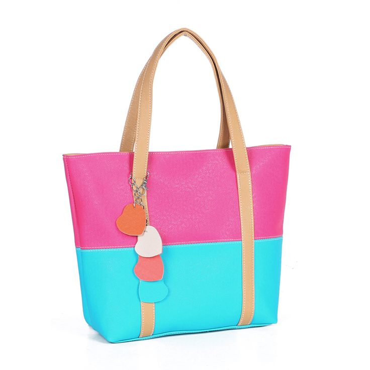 VSEN Hot new 2016 hot fashion heart women handbag casual bag shoulder Bags clutch Women messenger bags