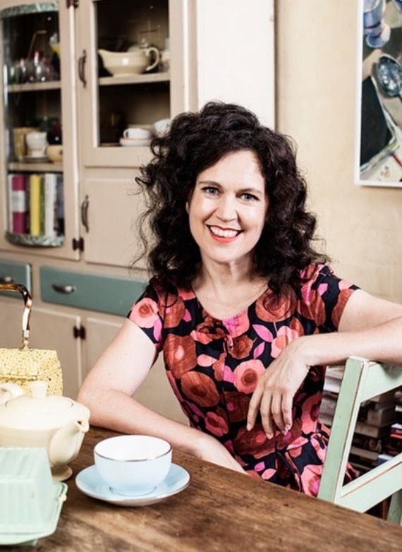 Annabelle Crabb is an ABC presenter on Kitchen Cabinet and a political journalist.