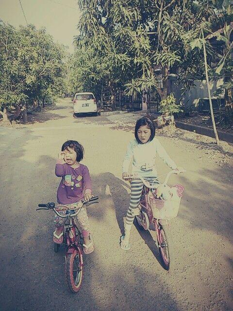 Bicycle ...with kakak
