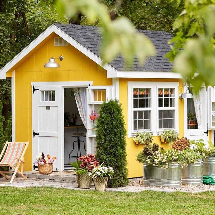 смотреть фото садовый домик