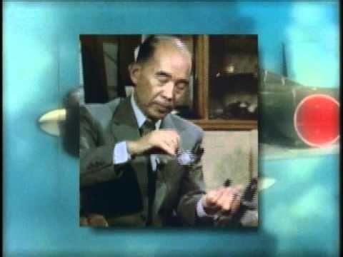 大空のサムライ 坂井三郎氏 零戦を語る - YouTube