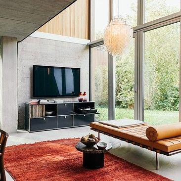 25+ best ideas about meuble usm on pinterest   tabourets de bar ... - Meuble Multimedia Design