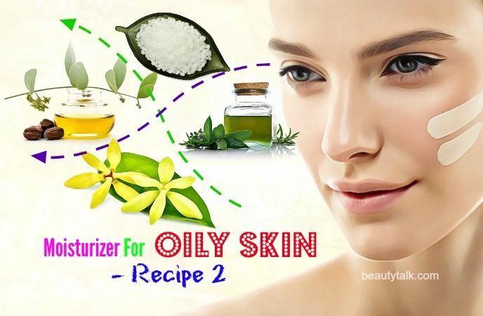 8 Best Ways To Make A Homemade Natural Moisturizer For Oily Skin In Summer Winter Howtomakepeelmask In 2020 Moisturizer For Oily Skin Oily Skin Natural Moisturizer