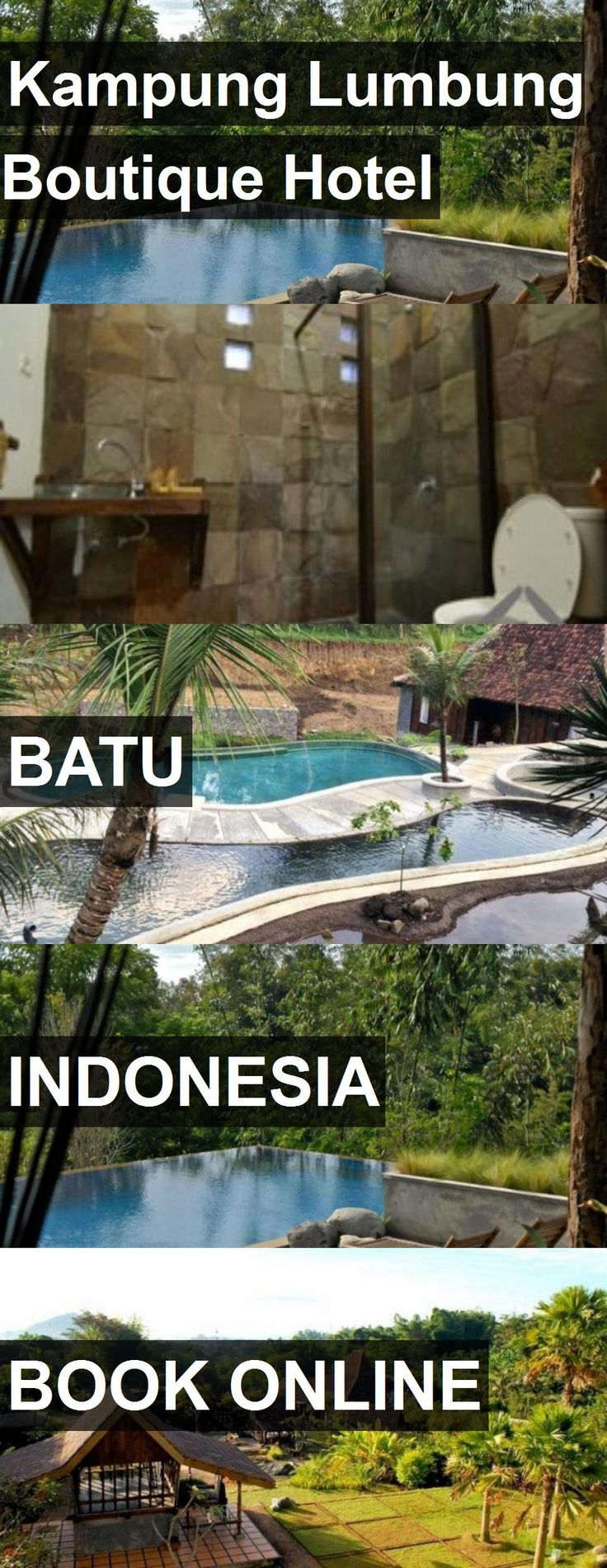 Kampung Lumbung Boutique Hotel in Batu, Indonesia. For more information, photos, reviews and best prices please follow the link. #Indonesia #Batu #travel #vacation #hotel