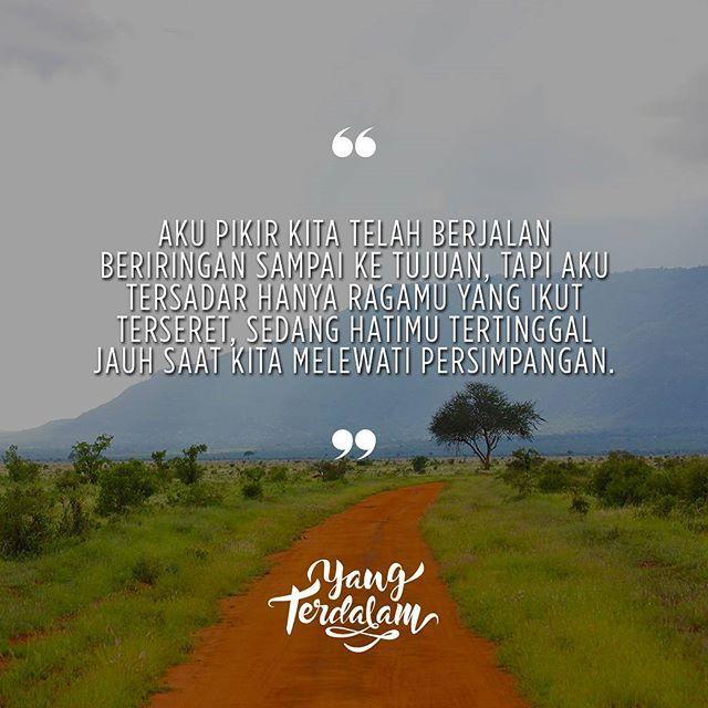 Mungkin hatimu sudah berdebu bila aku kembali untuk mengambilnya lagi.  Kiriman dari @yolandafarhan  #berbagirasa  #yangterdalam  #quote  #poetry  #poet  #poem  #puisi  #sajak