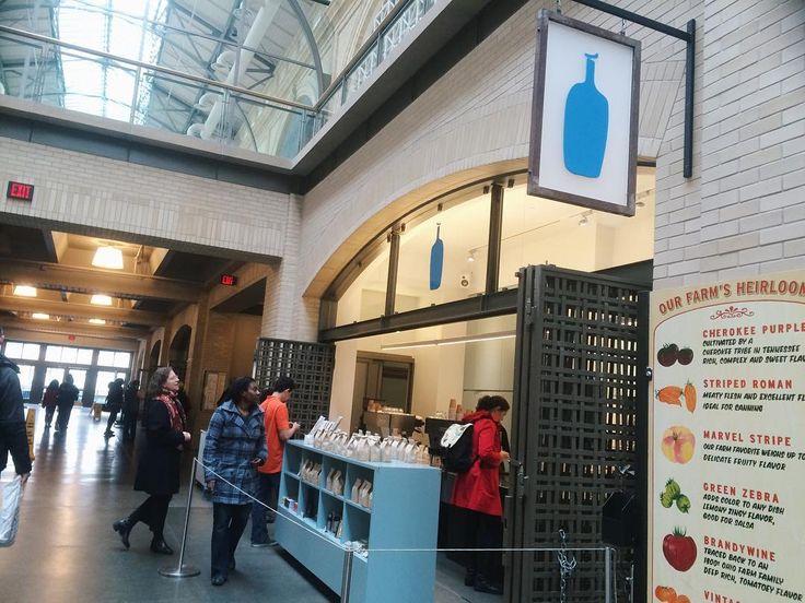 1년이넘엇는데 첨와봤당 . #bluebottle#coffee#샌프란맛집 by taeng_nee