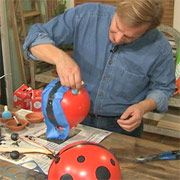 P. Allen Smith, Bowling Ball Ladybug
