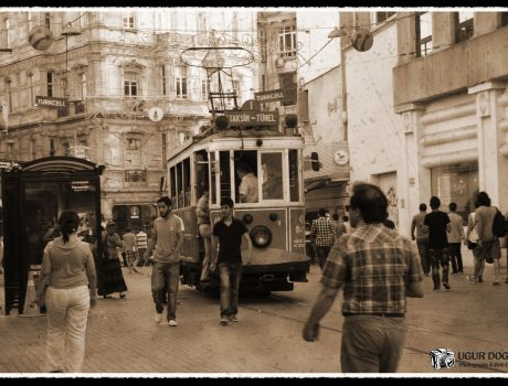 Taksim, Tunel