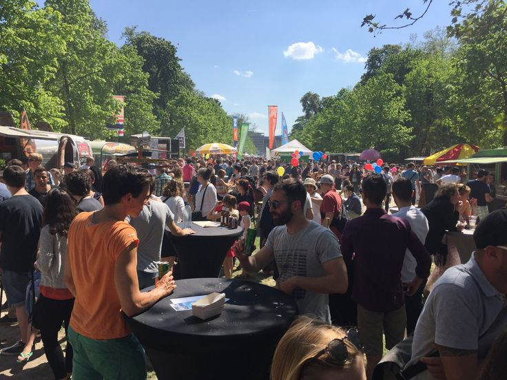 Brussels Food Truck Festival 2016, Parc Royale