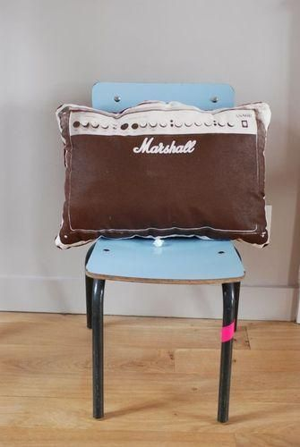 Marshall Ampli Music Box - Ma Mamie Hippie