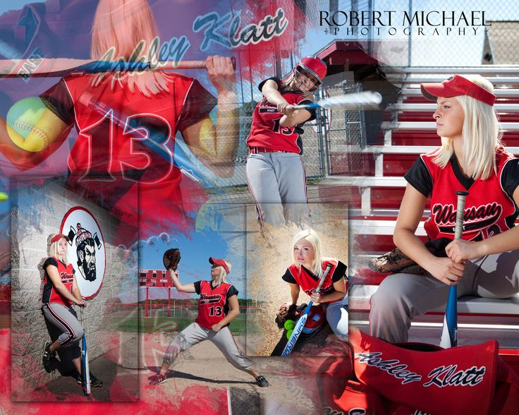 Sports Senior Picture Ideas For Girls | ... – Robert Michael Photography – Wausau Senior Photographer