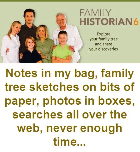 Family Historian Software - a practical workshop for intermediate users at the SoG on Saturday 1st July. Join us for this hands-on, practical workshop that will help you to get the most from the UK's leading genealogical software. All your questions are welcome! Please bring a laptop or device to get the most out of this practical workshop. A half-day course with John Hanson, FSG