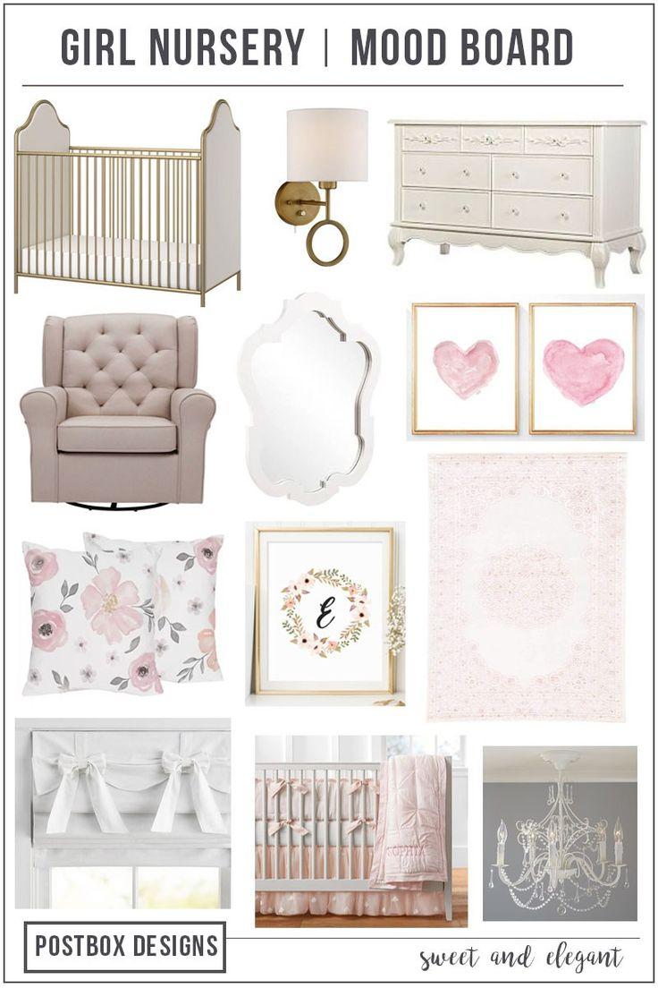 Postbox Designs Interior E-Design: 3 Bedroom Designs: Girl Nursery Decor, Tween Girl Bedroom Decor, Master Bedroom Decor, Kid Bedroom Design, Online Interior Design