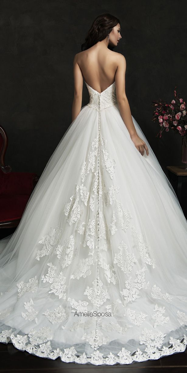 Amelia Sposa 2015 Wedding Dress -Filipina #Provestra #Skinception #coupon code nicesup123 gets 25% off