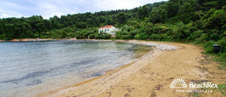 Beach Maslinica - Stari Grad - Island Hvar - Dalmatia - Split - Croatia