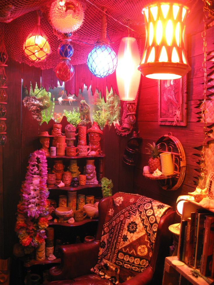 25 best ideas about tiki lights on pinterest outdoor for Tiki home decor