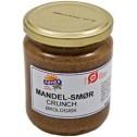 Mandelsmør crunchy, Glutenfri Ø